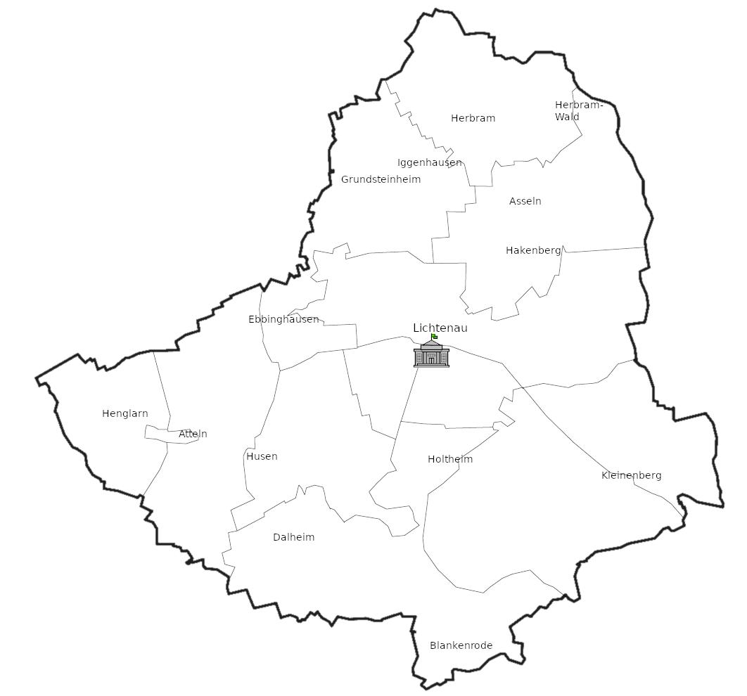 Wahlbezirke